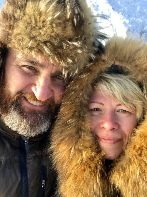 Бывшие наркоманы Олег и Ирина Брагины